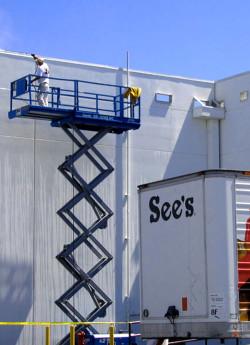 acissor-lift